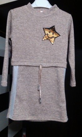 детское платье-туника. Житомир. фото 1