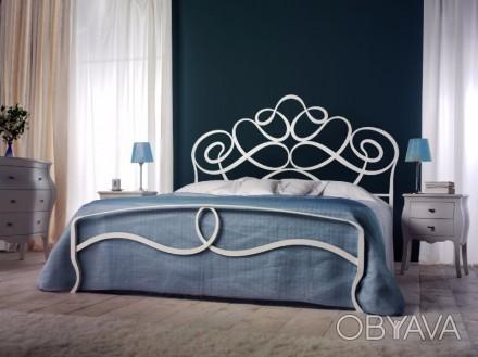 Кованые кровати. Кованая мебель. Металлические кровати. Кровать