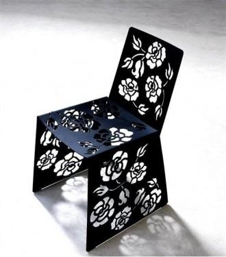 Кованые Столы и стулья. Металлическая Мебель. Художественная ковка. Буча. фото 1