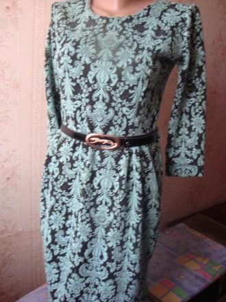 платье нарядное 48р.. Ирпень. фото 1
