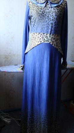 Вечернее платье 54р. Ирпень. фото 1