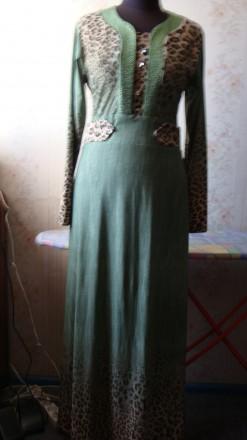 Вечернее платье 56р. Ирпень. фото 1