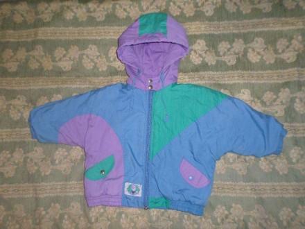 Куртка, курточка до 1 года, деми, весна-осень. Винница. фото 1