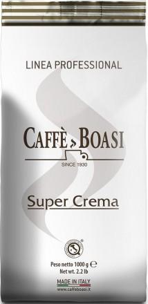 Кофе Caffe Boasi Super Crema, зерно, 20% Арабика/80% Робуста, Италия, 1 кг. Чернигов. фото 1