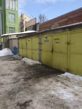 Гаражные боксы в центре города. Харьков. фото 1
