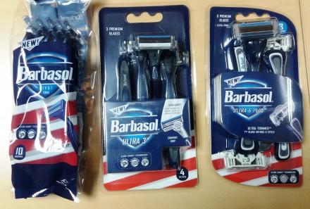 станки для бритья Barbasol из Америки. Киев. фото 1