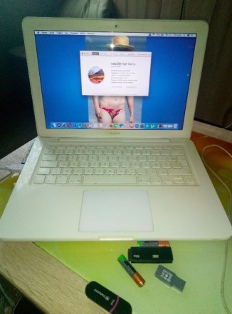 MacBook A1342. Кропивницкий. фото 1