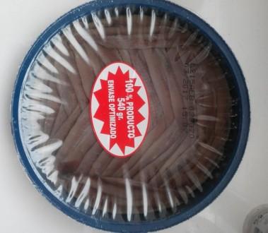 Анчоуси в оліі соняшниковій. Ивано-Франковск. фото 1