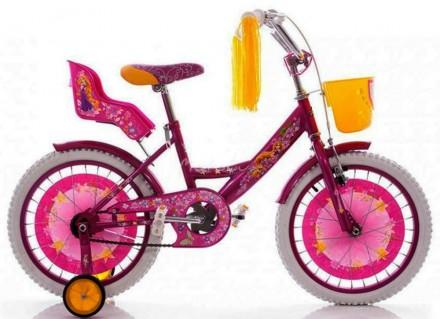 Детский велосипед для девочек Azimut Girl   азимут герл. Одесса. фото 1