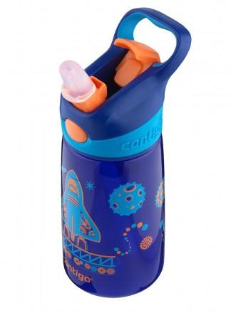 Бутылка детская для воды Contigo Контиго Striker 420 мл.Shuttle. Киев. фото 1