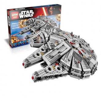 Конструктор Lepin Star Wars 05007