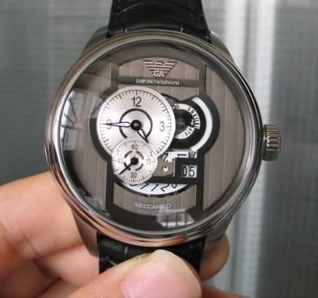 Новые оригинальные механические часы Emporio Armani 4628. Бровары. фото 1