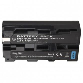 Батарея  Sony NP-F550 NP-F570. Чернигов. фото 1