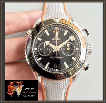 OMEGA - Seamaster Planet Ocean 600M Master Black Chronometer Stainless Steel 45,. Киев, Киевская область. фото 3