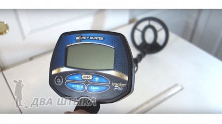 Металлоискатель Bounty Hunter Tracker Pro металлодетектор металошукач http://www. Запорожье. фото 1