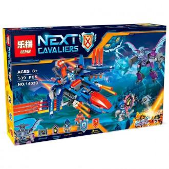 Конструктор Lepin Nexo Knights 14030