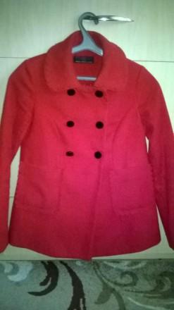 Пальто на девочку подростка. Кропивницкий. фото 1