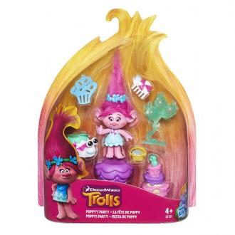 Распродажа Набор Hasbro Trolls Тролли с аксессуарами оригинал. Черновцы. фото 1
