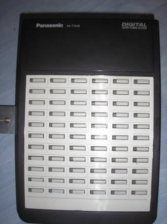Продам консоль Panasonic KX-T7440 RU. Киев. фото 1