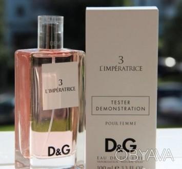 Dolce & Gabbana 3 L`Imperatrice Light Blue Pour Homme Dolce Vita L'Eau