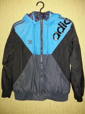 Демисезонная куртка. Кропивницкий. фото 1
