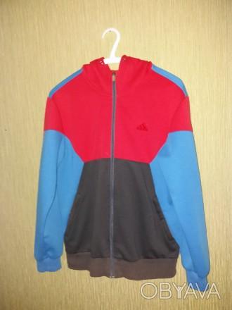f2be6937 ᐈ Спортивная кофта Adidas для мальчика ᐈ Кропивницкий 100 ГРН ...