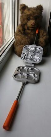 Формы для выпечки СССР *Мишки*. Кременчуг. фото 1