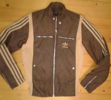 Куртка ADIDAS (оригинал!) puma nike reebok columbia mammut - ідеальна. Стрый. фото 1