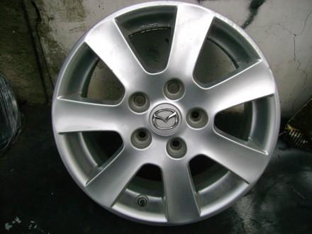 Диски Mazda на модели 3-6. Новая Каховка. фото 1