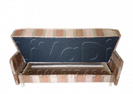 Диван«Книжка» Стильный мягкий диван раскладного типа, достойно украсит любой с. Киев, Киевская область. фото 3