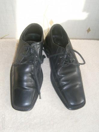 Туфли кожаные MIDA 35р.. Киев. фото 1