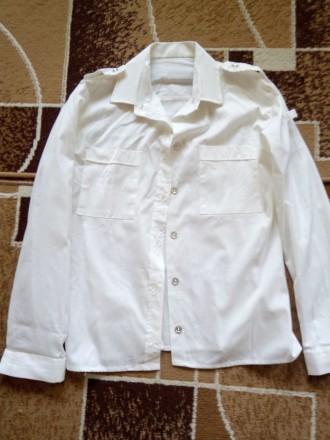 Рубашка на девочку. Краматорск. фото 1