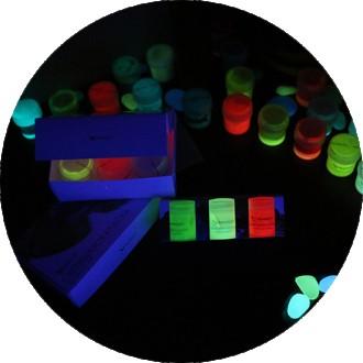 Светящаяся краска для творчества AcmeLight. Новинка!  Вы пользовались светящею. Кривой Рог, Днепропетровская область. фото 2