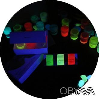 Светящаяся краска для творчества AcmeLight. Новинка!  Вы пользовались светящею. Кривой Рог, Днепропетровская область. фото 1