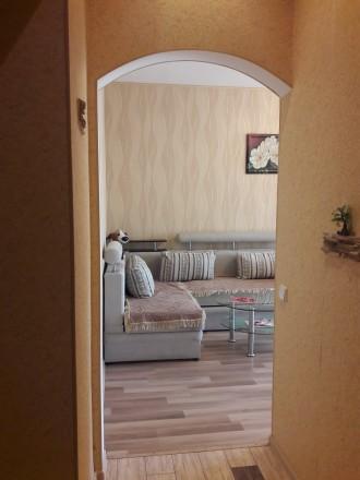 Хорошая квартира с современным ремонтом. Находится в двух шагах от Дерибасовской. Приморский, Одесса, Одесская область. фото 2