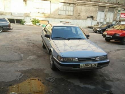 Продам Mazda 626.1990 года в отличном состоянии.сделана капиталка.все подробност. Запорожье, Запорожская область. фото 4