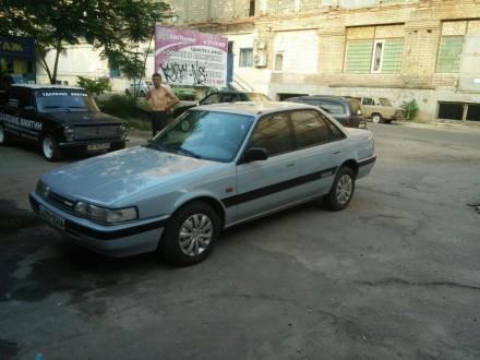 Продам Mazda 626.1990 года в отличном состоянии.сделана капиталка.все подробност. Запорожье, Запорожская область. фото 2