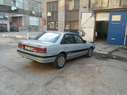 Продам Mazda 626.1990 года в отличном состоянии.сделана капиталка.все подробност. Запорожье, Запорожская область. фото 5