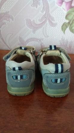 Босоножки кожаные. Ромны. фото 1