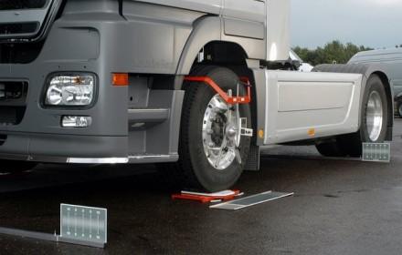 стенд развал схождения для грузовиков Koch HD-30 Германия. Винница. фото 1