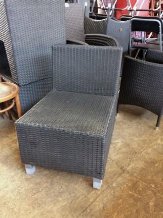 Кресла из ротанга для террас и летних площадок. Распродажа!. Киев. фото 1