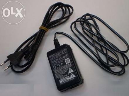 ОРИГИНАЛЬНЫЙ адаптер Sony AC-L200B, AC-L25 для видеокамер Сони.. Киев. фото 1