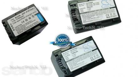Аккумулятор Sony np-fh40, fh50, fh60, fh70, FH90, NP-FH100. Гарантия!. Киев. фото 1