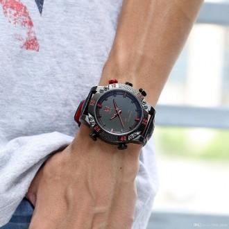 Chasmig.com.ua - интернет магазин часов и аксессуаров.   Коллекция Duo Shark -. Черкассы, Черкасская область. фото 9