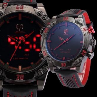 Chasmig.com.ua - интернет магазин часов и аксессуаров.   Коллекция Duo Shark -. Черкассы, Черкасская область. фото 5