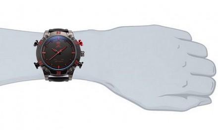 Chasmig.com.ua - интернет магазин часов и аксессуаров.   Коллекция Duo Shark -. Черкассы, Черкасская область. фото 8