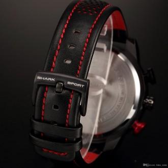 Chasmig.com.ua - интернет магазин часов и аксессуаров.   Коллекция Duo Shark -. Черкассы, Черкасская область. фото 7