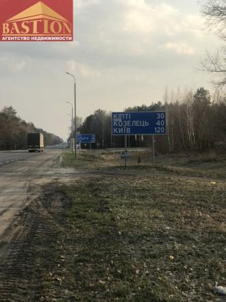 Продажа земли в селе Ягодное.. Чернигов. фото 1