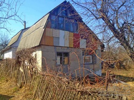 Кирпичная дача в районе ЗАЗ, ухоженный участок 5 соток. Чернигов. фото 1
