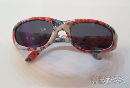 Нежненькие очки для девочки Sunny kids обязательно порадуют свою обладательницу!. Пирятин, Полтавская область. фото 1